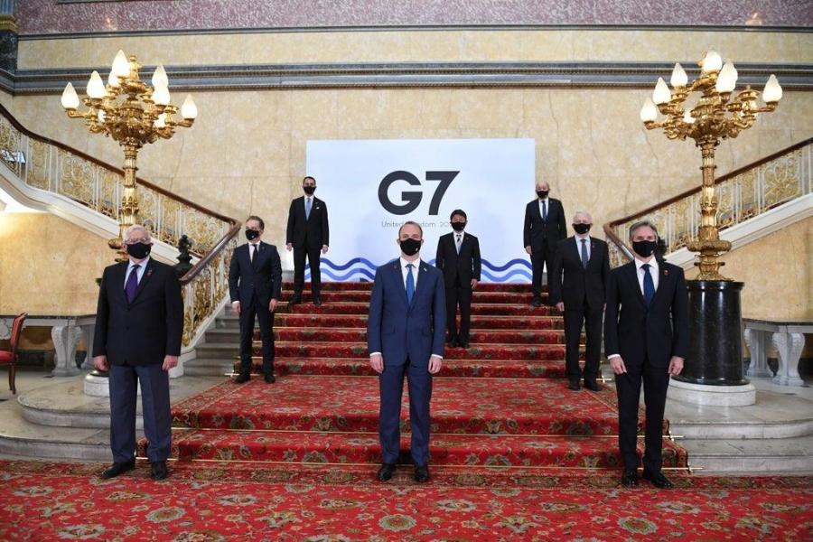 Η G7 θα προσφέρει 1 δισεκ. δόσεις εμβολίων κατά της Covid - Στο επίκεντρο των συζητήσεων η Κίνα