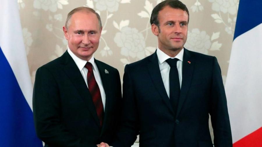 Macron, Putin, πρίγκιπας Κάρολος στην Αθήνα για τον εορτασμό της 25ης Μαρτίου!