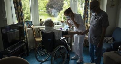 Βέλγιο: Δεκάδες ηλικιωμένοι σε οίκο ευγηρίας μολύνθηκαν από τη βρετανική μετάλλαξη