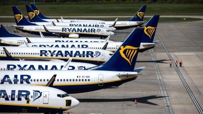 Για απάτη στις κρατήσεις μέσω του Kiwi.com προειδοποιεί τους πελάτες η Ryanair
