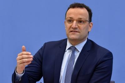 Spahn (Γερμανός υπουργός Υγείας): Η πανδημία θα διαρκέσει αρκετά ακόμη – Εμβολιάστηκε το 1,5% του πληθυσμού