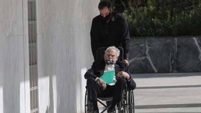 Άρειος Πάγος: Κατέθεσε υπόμνημα στην Εισαγγελία ο Άκης Τσοχατζόπουλος