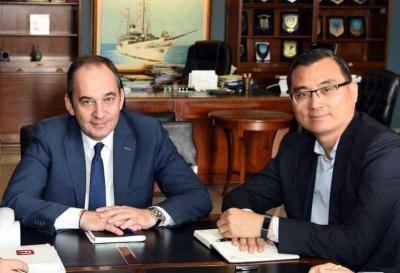 Πλακιωτάκης: Οι επενδύσεις του ΟΛΠ αναβαθμίζουν το λιμάνι, δημιουργώντας νέες θέσεις εργασίας
