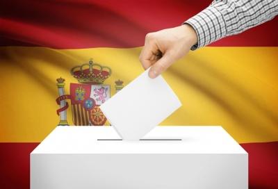 Δημοσκόπηση στην Ισπανία: Πρώτοι οι Σοσιαλιστές με 117 έδρες, 2ο το Λαϊκό Κόμμα με 77 - Εντυπωσιακή είσοδος για το Vox με 46 έδρες