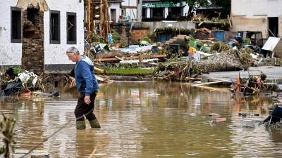 Εθνική τραγωδία στη Γερμανία: Στους 103 οι νεκροί από τις πλημμύρες, 1300 αγνοούμενοι