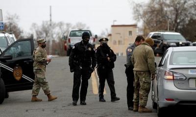 Μεξικό: Εντοπίστηκαν 19 απανθρακωμένα πτώματα στα σύνορα με τις ΗΠΑ