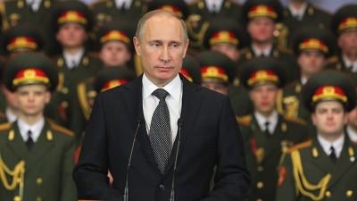 Ρωσία: Εύσημα Putin στους Ρώσους κατασκόπους της SVR για τις κυβερνοεπιθέσεις