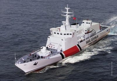 Επεισόδιο στη Λέσβο: Σκάφος της Τουρκικής Ακτοφυλακής προκάλεσε μικρές ζημιές σε περιπολικό του Λιμενικού