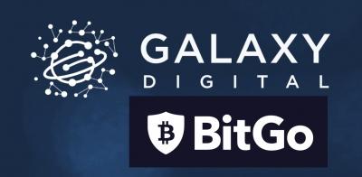 Κρυπτονομίσματα: Στην Galaxy Digital η BitGo αντί 1,2 δισεκ. δολ.