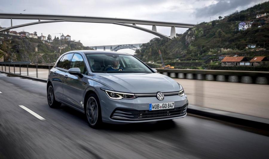 Με το νέο υπερσύγχρονο Volkswagen Golf στην Πορτογαλία!