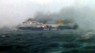 Ένοχοι οι 5 από τους 11 κατηγορούμενους για την φονική πυρκαγιά του 2014 στο Norman Atlantic