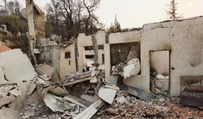 Interamerican: Πυρκαγιές και χαλαζόπτωση προκάλεσαν ζημιές 5,3 εκατ. ευρώ στους πελάτες