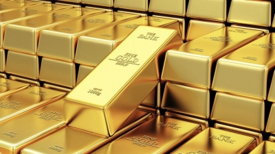 Τέταρτη ημέρα κερδών ο χρυσός - Στα 1.869,6 δολάρια ανά ουγγιά