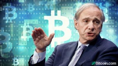 Dalio (Bridgewater): Έχω μερικά Bitcoins στο χαρτοφυλάκιό μου…