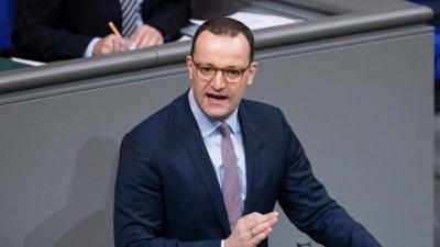 Γερμανία: «Αλλαγή τάσης» στην εξάπλωση του τρίτπυ κύματος της πανδημίας βλέπει ο υπουργός Υγείας  Jens Spahn