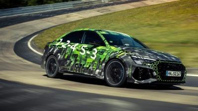 Το νέο Audi RS 3 Sedan ξεκινά με ρεκόρ!