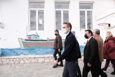 ΣΥΡΙΖΑ: Η κουστωδία Μητσοτάκη καταστρατήγησε τα μέτρα ασφαλείας στην Ικαρία