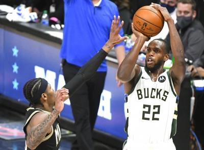 Bucks – Hawks 118-107: Το Milwaukee στους Τελικούς του NBA μετά από 47 ολόκληρα χρόνια (video)