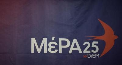 ΜέΡΑ 25 για Πατέλη: Η κυβέρνηση χλευάζει τους διδάκτορες επιστήμονες