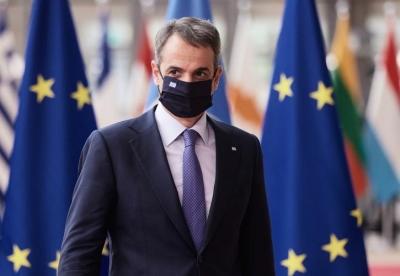 Μητσοτάκης: Στρατηγική επιλογή για την Ελλάδα η ευρωπαϊκή προοπτική των κρατών των Δυτικών Βαλκανίων