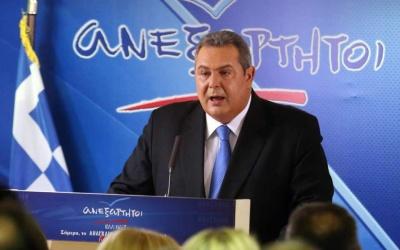 Κοινή συνεδρίαση της ΚO και της Εκτελεστικής Επιτροπής των ΑΝΕΛ – Καθορίζουν στάση για το Σκοπιανό
