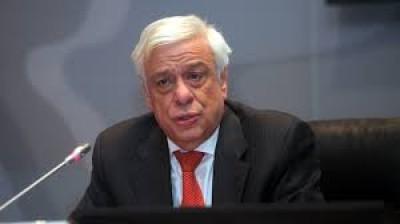 Παυλόπουλος: Η κρίση του Κοινωνικού Κράτους είναι κρίση της Δημοκρατίας μας και του Πολιτισμού μας