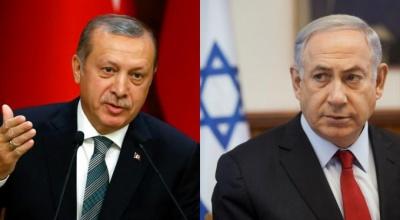 Netanyahu και Erdogan αλληλοκατηγορούνται για το ποιος είναι ο μεγαλύτερος εγκληματίας
