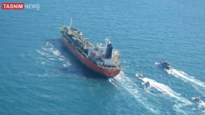 Ιράν: Οι Φρουροί της Επανάστασης συνέλαβαν δεξαμενόπλοιο με σημαία Νότιας Κορέας