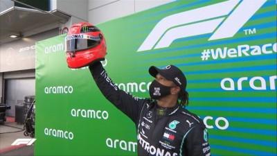 F1: Ιστορική η 91η νίκη του Hamilton στο γερμανικό Grand Prix – Ισοφάρισε το ρεκόρ του Schumacher