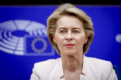 Ursula von der Leyen (Κομισιόν): Δεν έχουμε ακόμα συμφωνία αλλά κινούμαστε προς τη σωστή κατεύθυνση