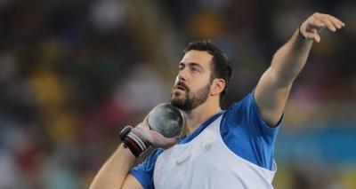 Παραολυμπιακοί Αγώνες: «Χάλκινος» ο Νικολαϊδης στην σφαιροβολία (video)
