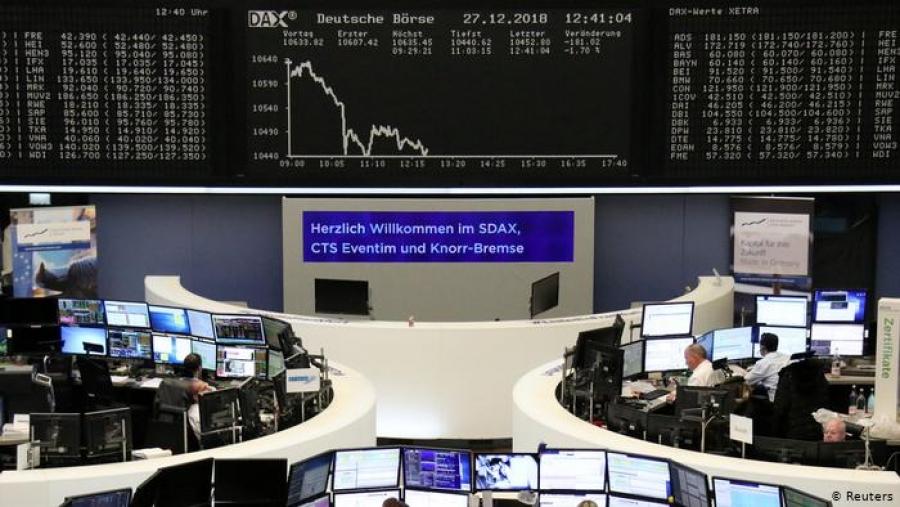 JP Morgan: Επιπλέον 200 δισ.  assets στη Φρανκφούρτη λόγω Brexit – Συνολικά 1,2 τρισ. δολ. έχουν μεταφερθεί από το Λονδίνο