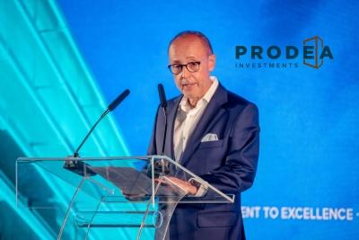 Καρυτινός (Prodea): Σε εξέλιξη έργα 400 εκατ. ευρώ - Μεγάλες ευκαιρίες στα logistics