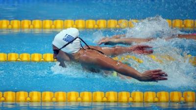 Κολύμβηση: Νέο Πανελλήνιο ρεκόρ η Ντουντουνάκη, δεν κατάφερε να περάσει στον τελικό (video)