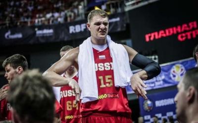 Στο Προολυμπιακό τουρνουά με τη Ρωσία ο Μοζγκόφ