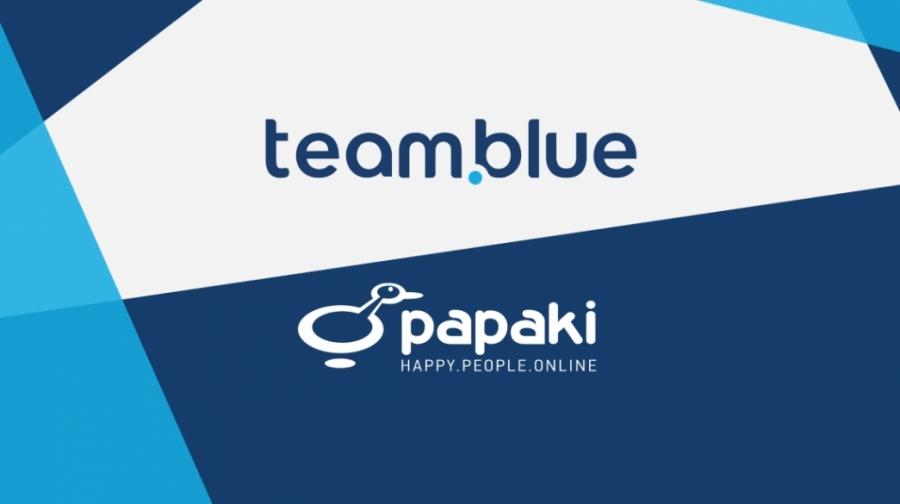 Η Βέλγικη team.blue εξαγόρασε το papaki.gr