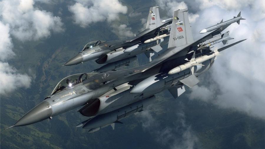 Συνεχείς παραβιάσεις στο Αιγαίο - Δεκάδες τουρκικά μαχητικά οπλισμένα στον ελληνικό εναέριο χώρο