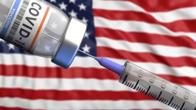 ΗΠΑ: Κατέκτησαν το ορόσημο των 100 εκατ. εμβολιασμών -  Το 13,5% των ενηλίκων έχουν λάβει δυο δόσεις