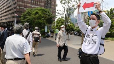 Σαρώνει την Οσάκα το νέο κύμα κορωνοϊού, εξαντλημένοι οι γιατροί ζητούν αναβολή των Ολυμπιακών Αγώνων
