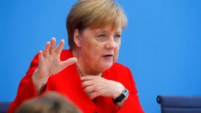 Merkel: Η πορεία της πανδημίας είναι πολύ σοβαρή - Ίσως το 2021 βρούμε το δρόμο εξόδου από την κρίση