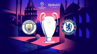 Ο τελικός του Champions League έρχεται στην Cosmote TV: Στις 29 Μαΐου Μάντσεστερ Σίτι και Τσέλσι με φόντο το τρόπαιο (video)