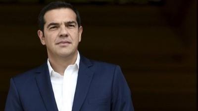Τσίπρας: Η Αν. Μεσόγειος και το Παλαιστινιακό κεντρικά θέματα στη συνάντησή του με τον πρέσβη του Ισραήλ