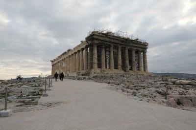 Η απάντηση του Υπουργείου Πολιτισμού για τα νερά στην Ακρόπολη