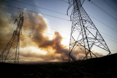 ΑΔΜΗΕ: Έκτακτη σύσκεψη στο Εθνικό Κέντρο Ελέγχου Ενέργειας στο Κρυονέρι για την αντοχή του συστήματος