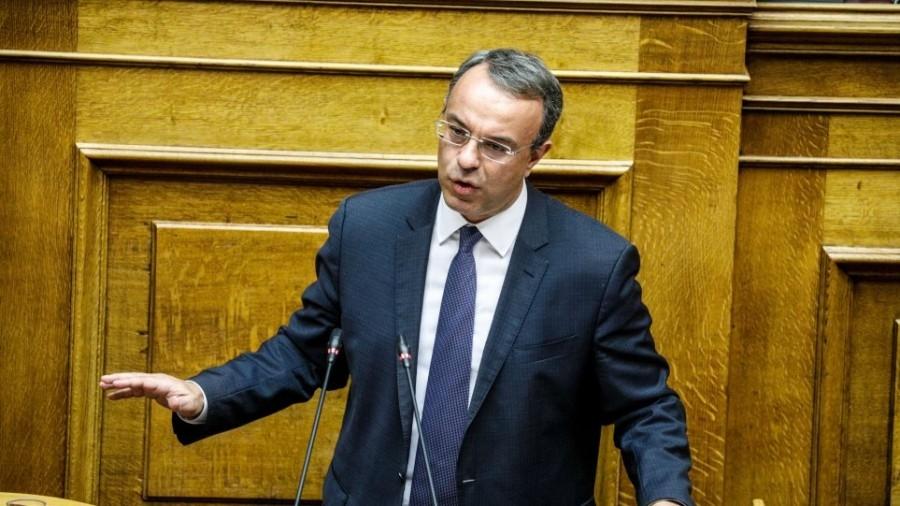 Σταϊκούρας (YΠΟΙΚ): Επιπλέον 200 εκατ. στους ιδιοκτήτες για τα επαγγελματικά μισθώματα