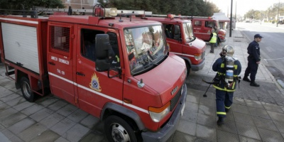 Συναγερμός στη Θεσσαλονίκη από διαρροή αερίου σε βενζινάδικο - Έκλεισε η κυκλοφορία