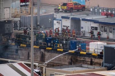 Κατασβέστηκε η φωτιά στο γαλλικό πυρηνοκίνητο υποβρύχιο «Perle»