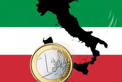 Σε επίπεδα ρεκόρ το χρέος της Ιταλίας – Θα ξεπεράσει το 158% του ΑΕΠ
