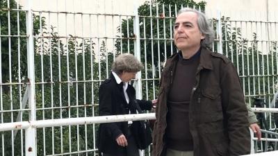 Την συνέχιση της απεργίας πείνας αποφάσισε ο Δημήτρης Κουφοντίνας