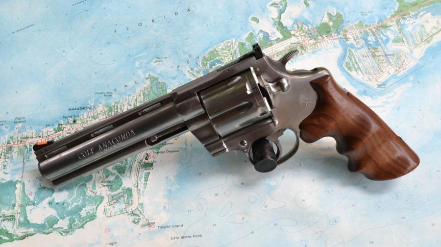 COLT ANACONDA .44 Magnum - Οικονομική ανάκαμψη